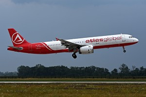 AtlasGlobal Airbus A321 TC-ETV